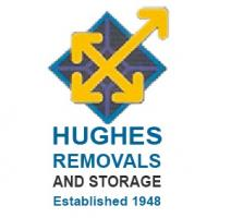 Hughes Removals & Storage Logo
