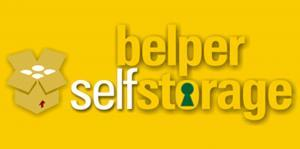 Belper Self Storage Logo