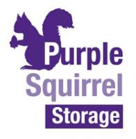 Purple Squirrel Storage Logo