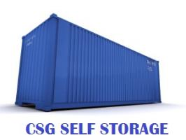 Self Storage Containers for rent