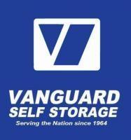 Vanguard Self Storage Logo