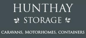 Hunthay Self Storage Logo