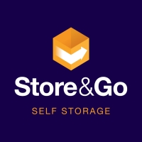 Store & Go Self Storage logo