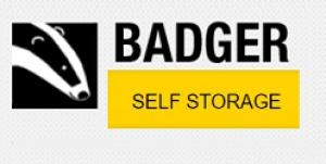 Badger Self-Storage Logo