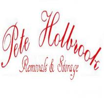 Pete Holbrook Removals & Storage Logo