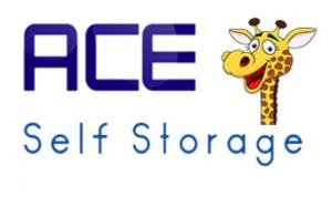 Ace Self Storage Logo