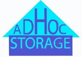 Ad Hoc Storage Logo