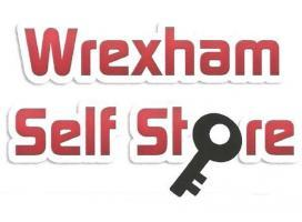 Wrexham Self Storage Logo