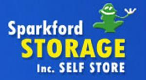 Sparkford Storage Logo
