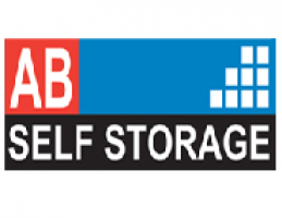 AB Self Storage Logo