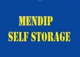 Mendip Self Storage Logo