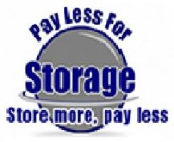 Pay Less For Storage Ltd Logo
