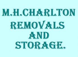 M.H Charlton Removals & Storage Logo