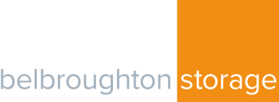 Belbroughton Storage Logo