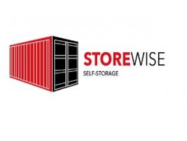 StoreWise Self Storage Logo