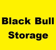 Black Bull Storage Logo
