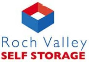 Roch Valley Self Storage Logo