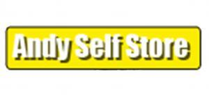 Andy Self Store Logo