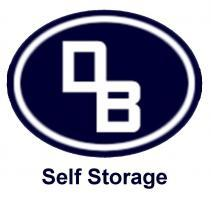 DB Self Storage Logo