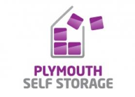 Plymouth Self Storage Logo