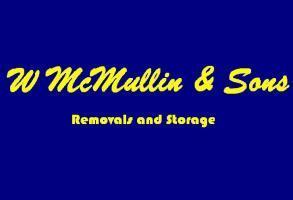 W McMullin & Sons Logo