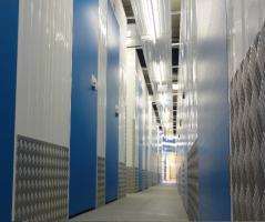 Plymouth Self Storage Corridor