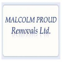 Malcolm Proud Removals Ltd Logo