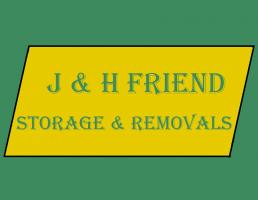 Friends Removal & Storage Logo