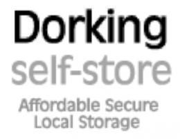 Dorking Self Store Logo