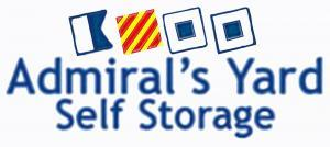 Admirals Yard Self Storage Logo