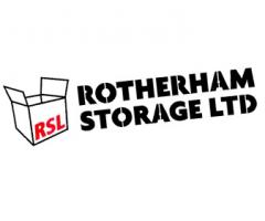 Rotherham Self Storage Logo