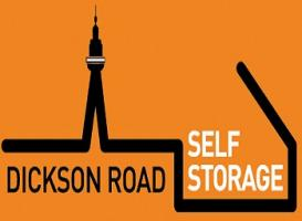 Dickson Road Self Storage Logo