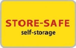 Store-Safe Self Storage Logo