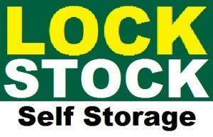 Lockstock Self Storage Ltd Logo
