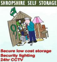 Shropshire Self Storage Logo