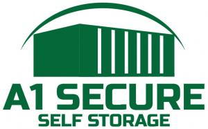 A1 Secure Self Storage Logo