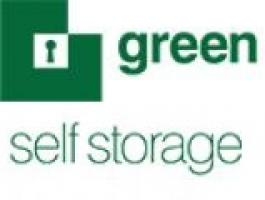 Green Self Storage Logo
