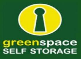 Green Space Self Storage Logo