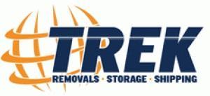 TREK Removals And Storage Logo