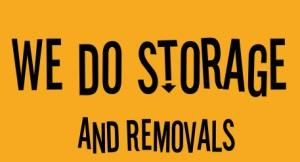 We Do Storage Logo