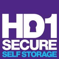 HD1 Secure Self Storage Logo