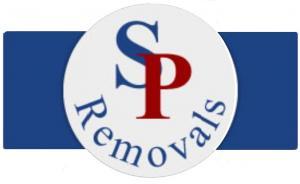 SP Removals Logo
