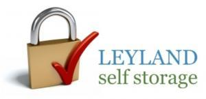 Leyland Self Storage Logo