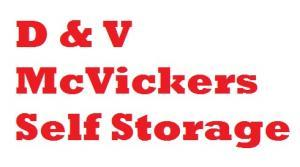 D and V McVickers Self Storage