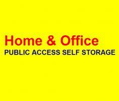 Home & Office Storage Co Logo