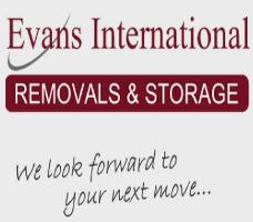 Evans International Logo