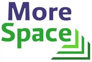 More Space Storage Logo