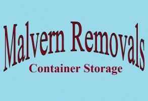 Malvern Removals Logo
